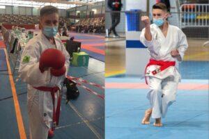 El Gimnasio Ángel presenta a dos karatecas para la Gran Final de la Liga Nacional