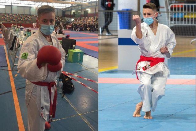El Gimnasio Ángel presenta a dos karatecas para la Gran Final de la Liga Nacional 0 (0)