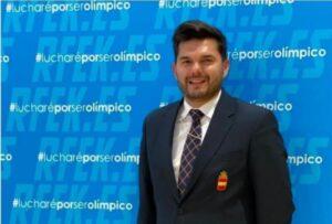 El serón Gregorio García, nombrado Director de Arbitraje de la Federación Extremeña de Karate