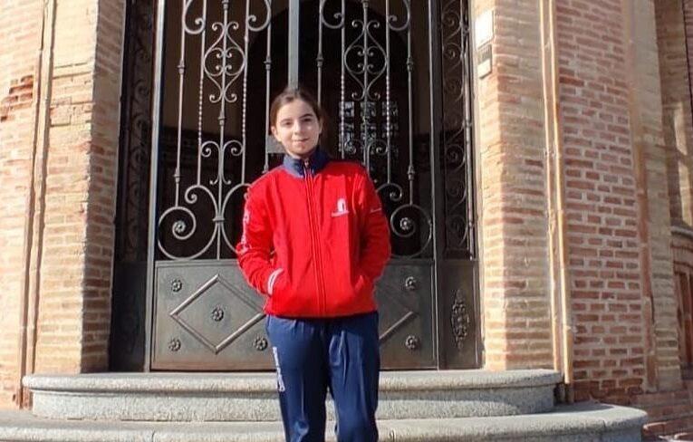 Irene Ramírez va a por todas al Campeonato de España de karate escolar 0 (0)