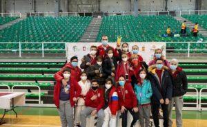 El SP Herrera del Karate se proclama vencedor como club en Extremadura