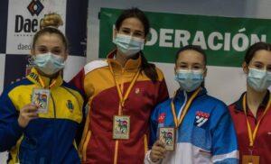 Magnifico Campeonato de España de karate para el Kyoto Salamanca