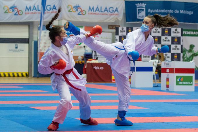 La Federación Andaluza de Karate oro en el medallero del Campeonato de España