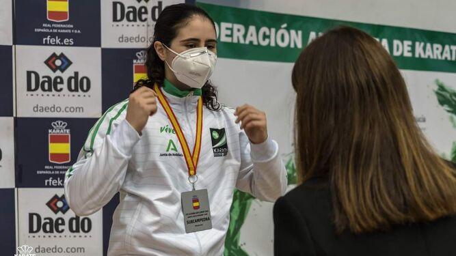 Los karatecas granadinos logran cuatro medallas en el Nacional cadete, júnior y sub 21 0 (0)