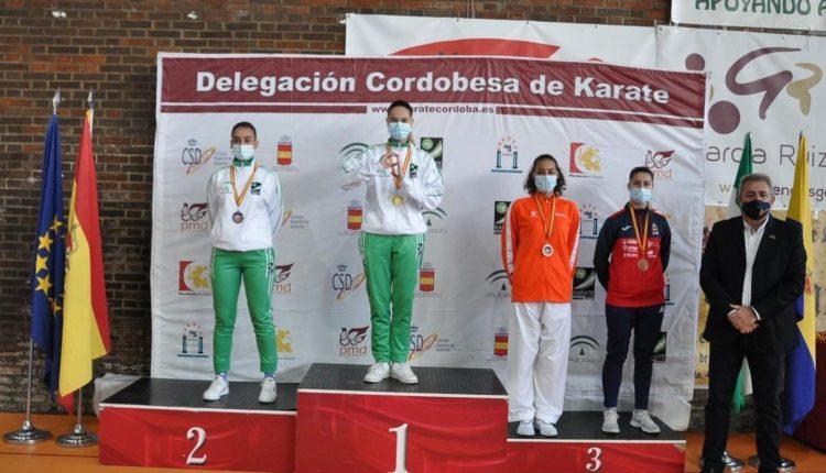 La aguileña Marina Cáceres logra el oro en el Torneo de Selecciones celebrado en Córdoba