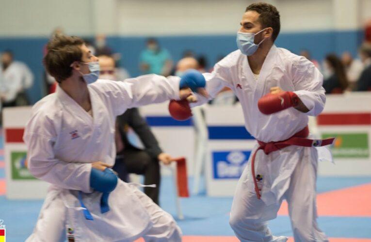 Plata para Matías Gómez en la final de la Liga Nacional de karate 0 (0)
