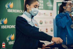 Morquecho logra el bronce en la fase final de la Liga Nacional de Kárate