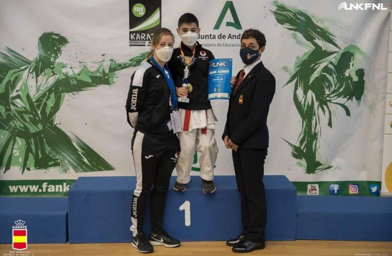 Óscar Arribas, doblemente campeón 0 (0)