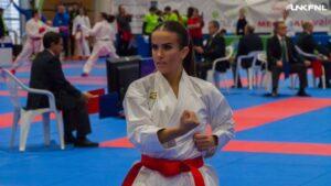 Raquel Roy, campeona de Europa y subcampeona del mundo, por equipos, de Katas, entre las grandes afectadas por la injusticia de los JJ.OO. París 2024