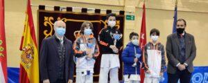 Un alumno de SEK-Santa Isabel, campeón de Madrid de karate