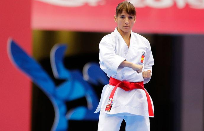 La karateca talaverana Sandra Sánchez, número 1 mundial, nombrada Hija Adoptiva de La Estrella