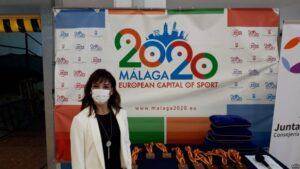 Entrevista a la Campeona del Mundo de Karate, Sandra Sánchez