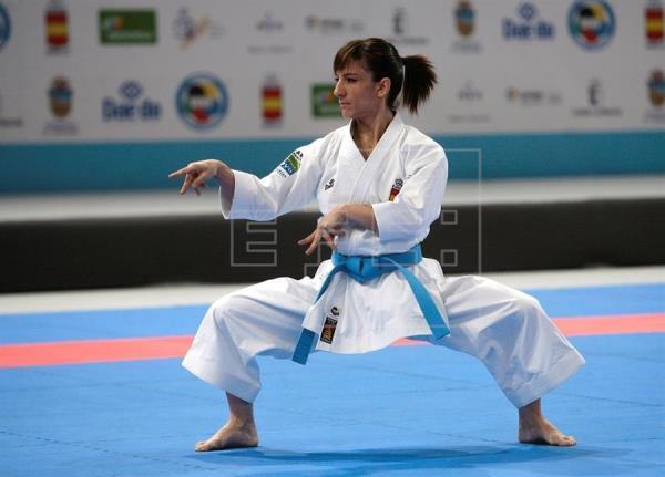 Sandra Sánchez despide el año con un récord Guinness 0 (0)