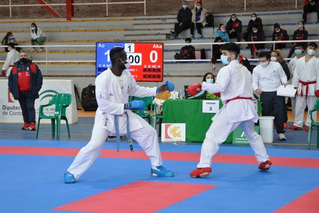 El karate español deja su sello en Palma del Río