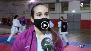 Carmen García se marca el reto de llegar a la selección para el próximo Campeonato de Europa