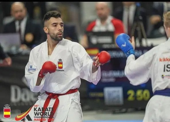 El talaverano Raúl Cuerva consigue la medalla de plata en la Liga Nacional