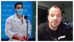 Damián Quintero gana el primer oro del año y Ángel Martín le incluye en su popular informativo