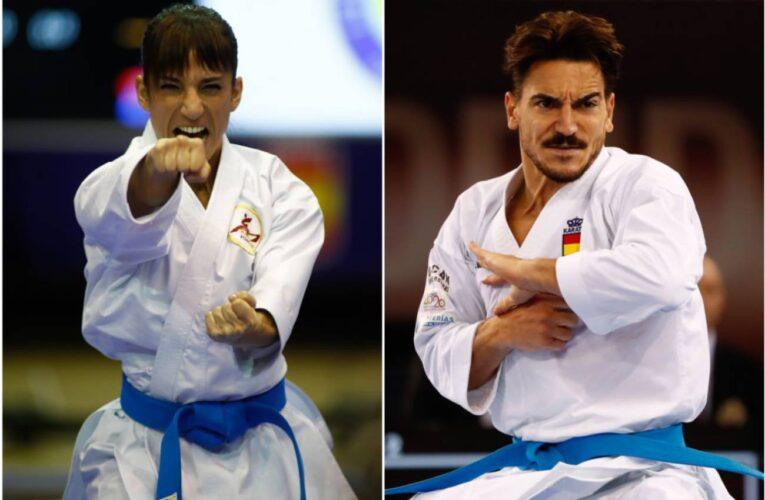 El único golpe de Sandra Sánchez y Damián Quintero para alcanzar el Olimpo 0 (0)