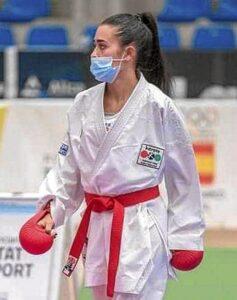 Alba Pinilla, convocada por la selección estatal por tercera ocasión