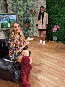 Entrevista a María Torres en Torremolinos TV