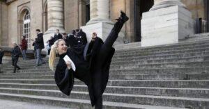 Alexandra Recchia: campeona mundial de karate y abogada laboralista