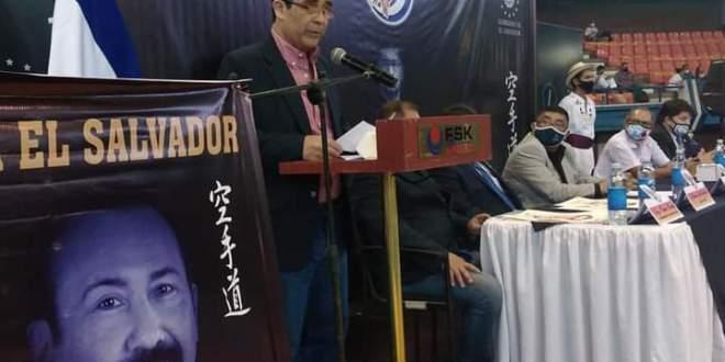 Dojo UES-Seiken retiene la Copa El Salvador de Karate