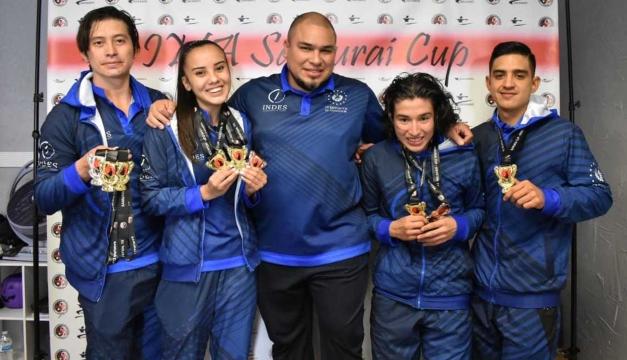 Selección salvadoreña de Karate cosechó 10 medallas en competencia internacional 0 (0)
