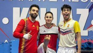 Raúl y Víctor Cuerva preparan en Serbia sus próximas citas