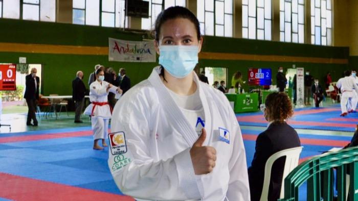 Cordobeses en el Campeonato de Andalucía de karate Absoluto 5 (1)