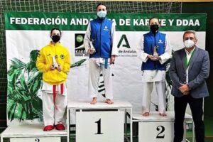 2 oros y 2 platas para el Club Shotoyama en el Campeonato Andaluz sénior absoluto disputado este pasado fin de semana en Málaga