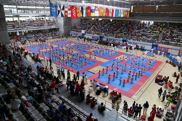 Leganés acoge este fin de semana el Trofeo Villa de Leganés de Karate 0 (0)