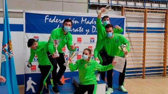 El Club Karate Antonio Machado arrasa en el kumite del Campeonato de Madrid 0 (0)