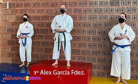 Alex García gana el Trofeo de Invierno de Karate 0 (0)