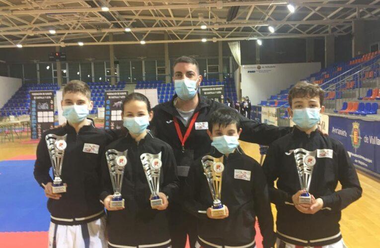 El karate abulense manda en el Regional 0 (0)