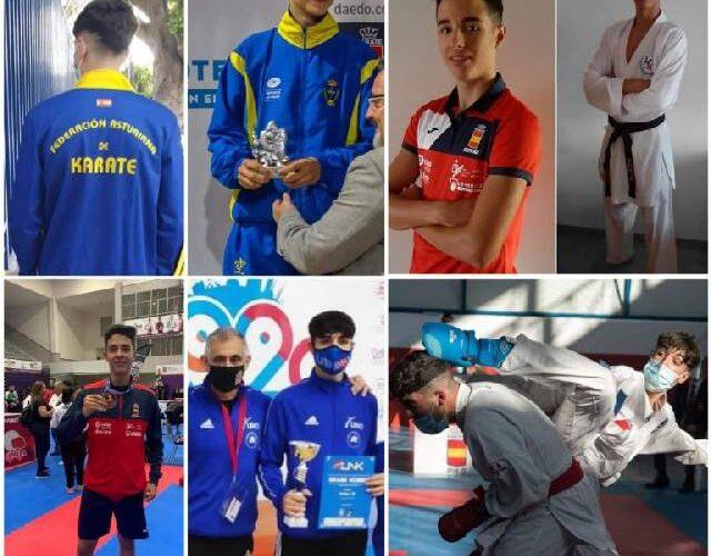 El karateka moscón Borja Gutiérrez Marqués representará a Asturias en el premio al Mejor Deportista Escolar 0 (0)