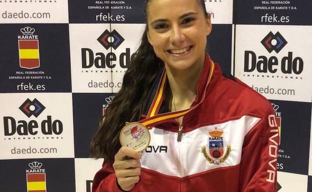 Entrevista con Carlota Fernández Osorio, campeona de España absoluta de Kárate 0 (0)