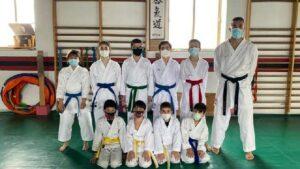 Preselección Provincial de Karate