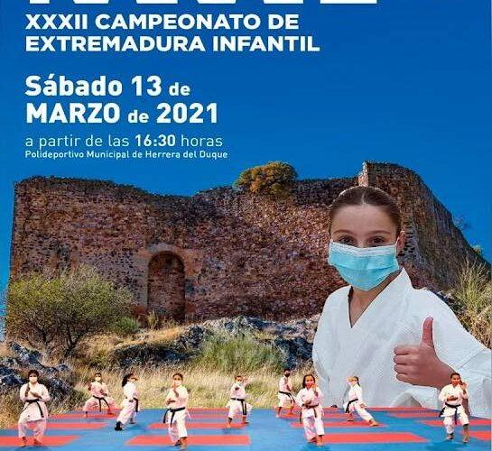 Herrera del Duque acogió el Campeonato de Extremadura infantil 0 (0)