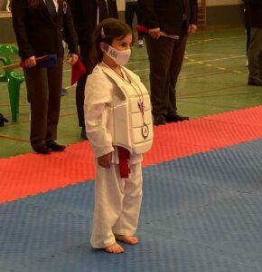 Éxito provincial en el Regional de karate