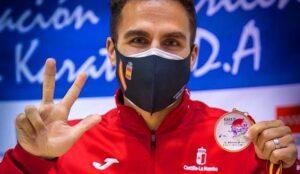Matías Gómez firma el bronce en el Campeonato de España