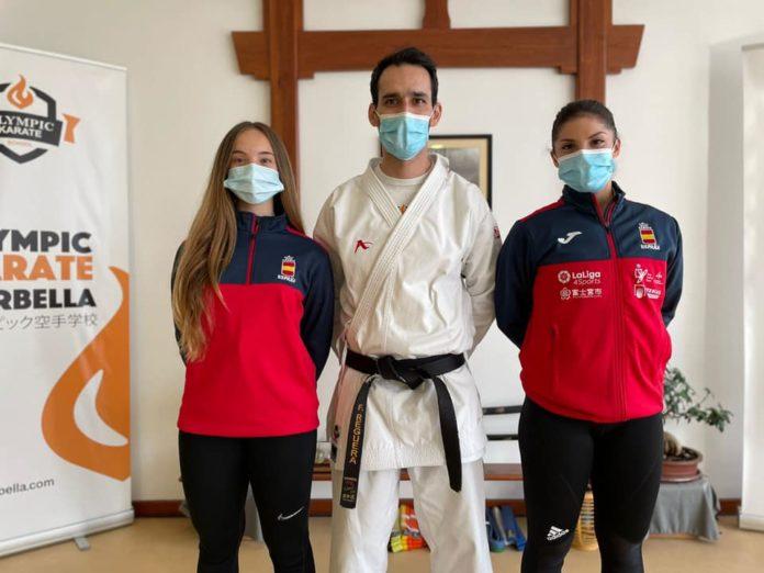 Sabrina Medero y Julieta Alvarez a la selección española de Karate