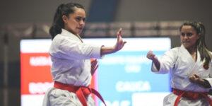 Natalia Pachón está en Turquía en búsqueda de un cupo a los Olímpicos
