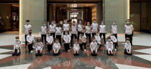 El Olympic Karate Marbella llevará 19 de sus deportistas a la selección de Málaga
