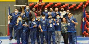El Salvador Campeón CCONDEKA