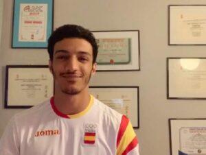 """Samy Ennkhaili: """"Tengo la presión de que si no voy a estos JJOO, ya no habrá más"""""""