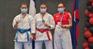 Delegación tica consigue lluvia de medallas en Campeonato Centroamericano de Karate