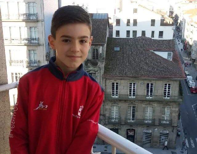 Ángel Macarro consigue el cuarto puesto en el Campeonato de España Infantil de kárate 0 (0)