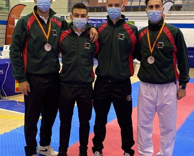 El karate azkoitiarra trae medallas del Campeonato de España 0 (0)
