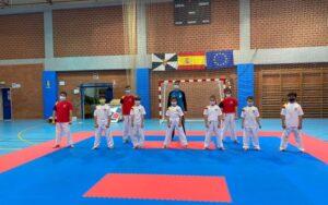 11 competidores ceutíes, al Campeonato de España de Kárate