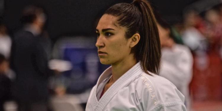 Cinthia de la Rúe irá a Lisboa por su pase al preolímpico de Karate 0 (0)